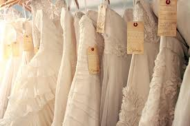 choices of bridal gowns